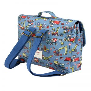CATH KIDSTON Construction Site Kids Satchel Backpack