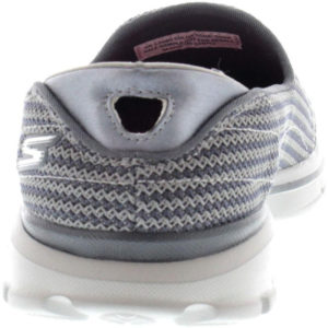 SKECHERS Womens GOwalk 3 Shoes Charcoal UK5