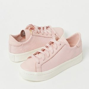 ADIDAS Courtvantage W BY9226 Ice Pink – UK7.5