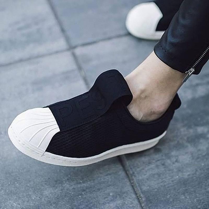 adidas superstar bw slip on