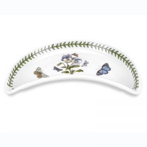 PORTMEIRION Botanic Garden Crescent Dish Set of 6