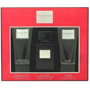 LADY GAGA Trio Gift Set EDP