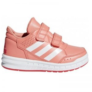 ADIDAS AltaSports Kids Shoes Coral Size UK 7K