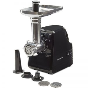 ANDREW JAMES Meat Grinder – Black