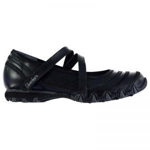SKECHERS Riboneer Memory Foam Ladies Shoes Colour Black Size 5 (38)