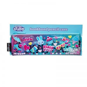 SMIGGLE Stylin' Book Band – Blue