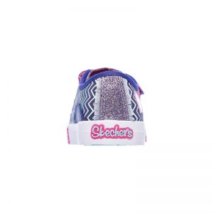 SKECHERS Sprinkle Toes Doodles Infant – Denim  SIZE UK : C5 (22)