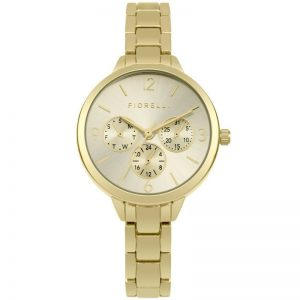 FIORELLI Ladies Gold Tone Watch SFO001GM