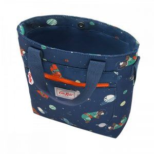 CATH KIDSTON Bears in Space Book Bag