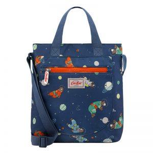 CATH KIDSTON Bears in Space Book Bag