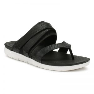 FITFLOP NEOFLEX Toe-Thongs Black Mix UK 5 / EU 38
