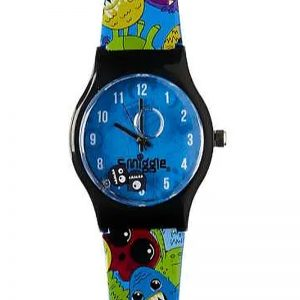 SMIGGLE H20 Clock Watch Mid Blue