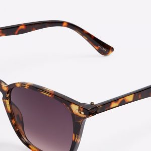 ALDO Miscione Sunglasses – Brown