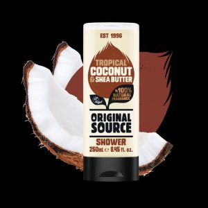 ORIGINAL SOURCE Coconut Shea Butter 250ml