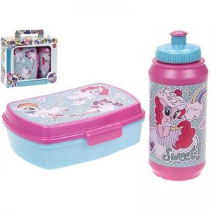 UNIVERSAL and Lunch Box 2 Piece Set – My Little Pony