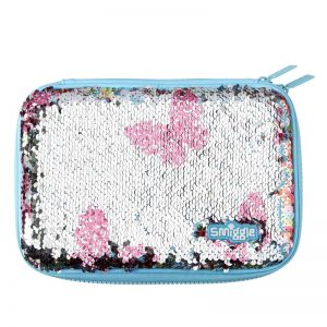 SMIGGLE Sparkle Hardtop Pencil Case – Mix
