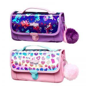 SMIGGLE Envy Handbag Pencil Case Colour – Pink