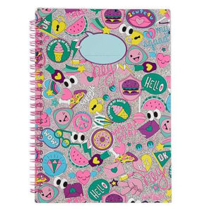 SMIGGLE A6 Say Again Lined Notebook