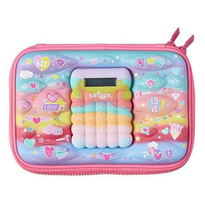 SMIGGLE Calculator Blend Hardtop Pencil Case