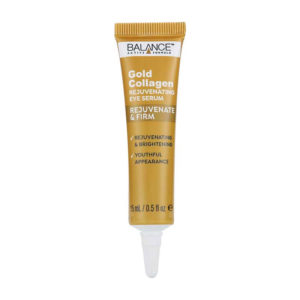 BALANCE Gold Collagen Rejuvenate and Firm Eye Serum 15ml