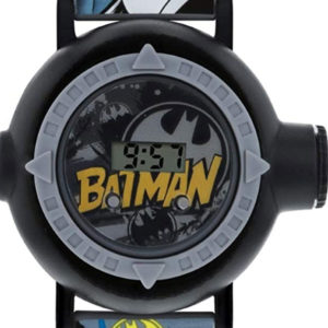 BATMAN Boys Digital Watch with PU Strap BAT4636