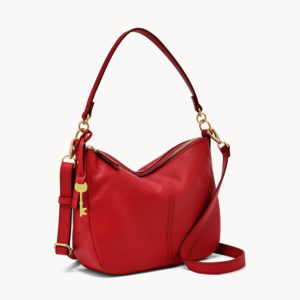 FOSSIL Jolie Crossbody Red