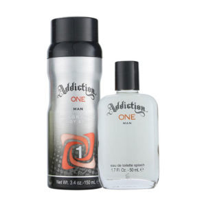 ADDICTION One Man Eau de Toilette & Bodyspray Gift Set