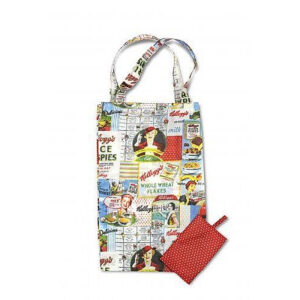 PORTMEIRION Pimpernal Kellogg's Vintange Foldable Bag