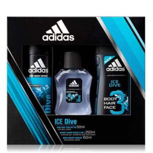 ADIDAS Ice Dive Trio Gift Set For Men
