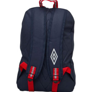 UMBRO Corwin Logo Backpack Blue – Navy/Red