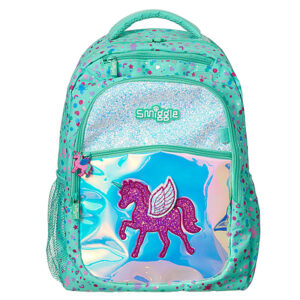 SMIGGLE Believe Backpack Colour : Mint