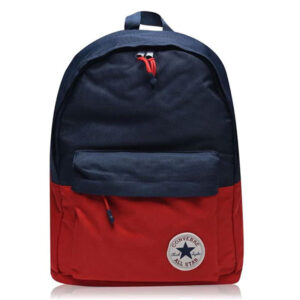 CONVERSE Chuck Taylor Backpack – Navy/Red