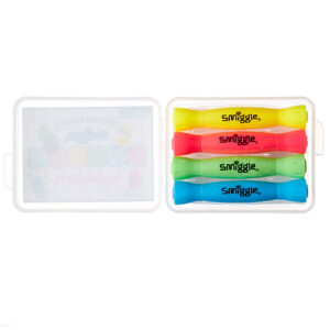 SMIGGLE Bonbon Scented Highlighters Pack X4