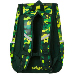 SMIGGLE Seek Reflective Access Backpack – Green