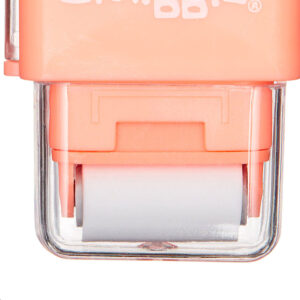 SMIGGLE Sharp Again Roll Eraser & Sharpener Color Coral