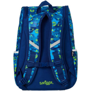 SMIGGLE Seek Reflective Access Backpack – Navy