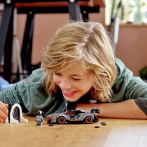 LEGO Speed Champions McLaren Senna Model Toy Car – 75892