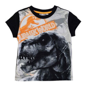 JURASSIC WORLD Character S/S Tee – Size 7 – 8