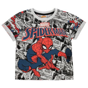 MARVEL Spiderman Character Tee inB00 – Size 4-5 yrs