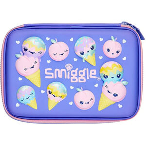 SMIGGLE Imagine Hardtop Pencil Case Colour : Purple