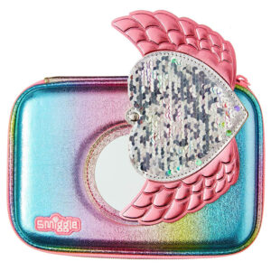 SMIGGLE Glitz Mirror Hardtop Pencil Case Mix