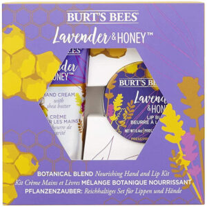 BURT'S BEES Botanical Blend Nourishing Hand and Lip Kit – Lavender & Honey