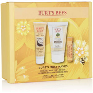 BURT'S BEES Must Haves Moisturising 3 Piece Gift Set