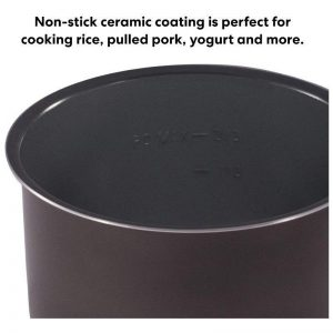 INSTANT POT IP-Ceramic Non-Stick Inner Pot (6 Quart)