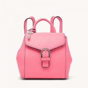 FOSSIL Liv Mini Backpack ZB1352692 – Pink