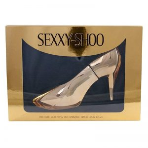 LAURELLE Parfums Sexxy Shoo EDP Spray Gold 100ml