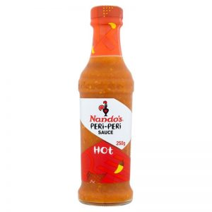 NANDO'S Peri-Peri Hot Sauce 250g