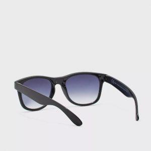 DOROTHY PERKINS Black Wayfarer Sunglasses 11407013