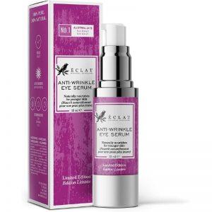 ECLAT Anti Wrinkle Eye Serum with Matrixyl 3000-4X Anti Ageing with Retinol + 3 Types of Collagen