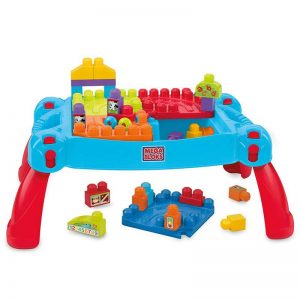MEGA BLOKS Build and Learn Table CNM42